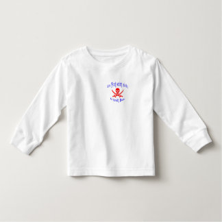 Pirate Toddler T-shirt