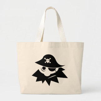 Pirate Tote Bags