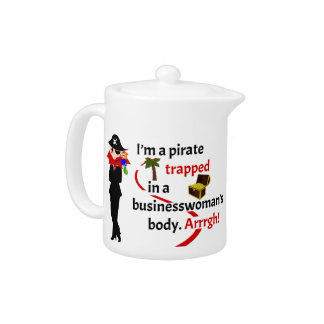 Pirate trapped in a businesswoman s body