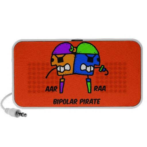 pirate travel speaker