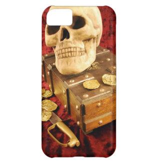 Pirate treasure iPhone 5C covers