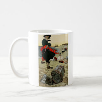 Pirate Treasure Coffee Mug