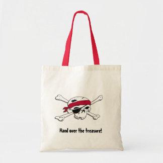 Pirate Treasure Halloween Bag