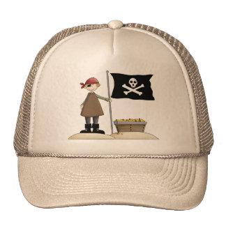 Pirate Treasure Trucker Hat