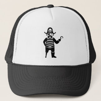 Pirate Trucker Hat