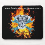Pirate Tuners Mouse Mat Mouse Mat