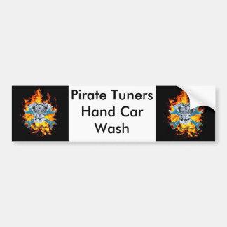 Pirate Tuners Sticker