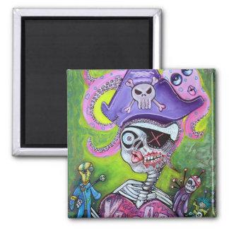 Pirate Voodoo Magnet