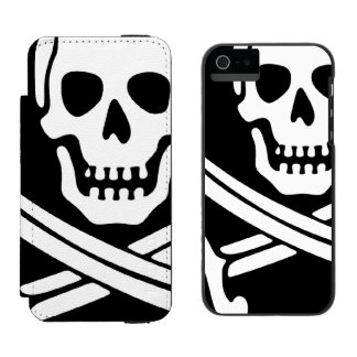 Pirate Wallet Case For iPhone SE/5/5s