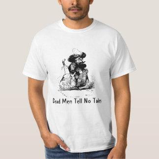 Pirate Warning T-shirt