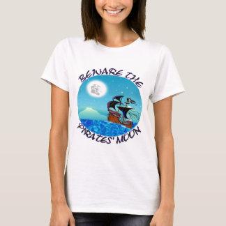 Pirate Womens T-shirts