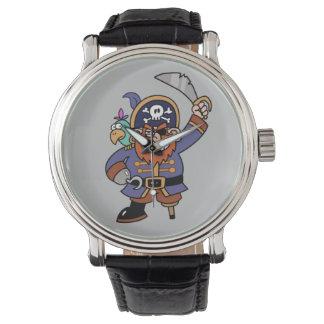 Pirate Wrist Watch