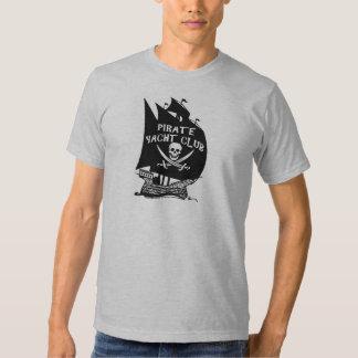 Pirate Yacht Club Tee Shirt