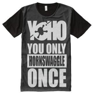 Pirate YOHO All-Over-Print T-Shirt