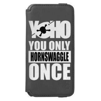 Pirate YOHO iPhone 6/6s Wallet Case