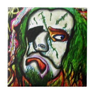 Pirate Zombie Clown Tile