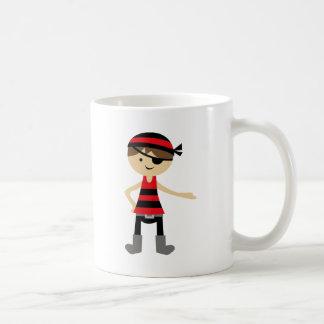 PirateAd2 Classic White Coffee Mug