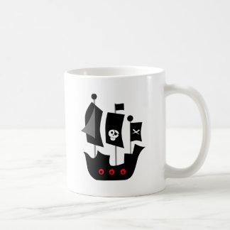 PirateAd4 Classic White Coffee Mug
