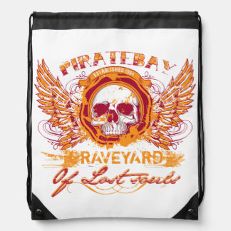 PirateBay Graveyard Of Lost Souls Backpack