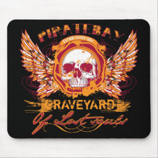 PirateBay Graveyard Of Lost Souls Mouse Pad