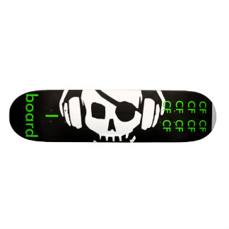 piratebay_logo, I board, CF  CF  CF  CFCF  CF  ... Custom Skateboard