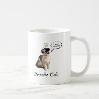 PiRateCat Coffee Mug