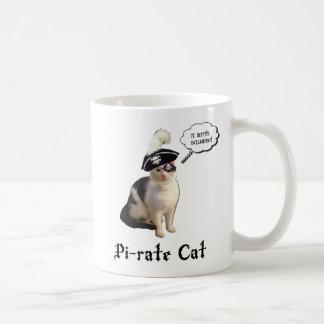 PiRateCat Taza De Café