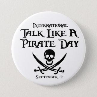 PirateDayButton Pinback Button