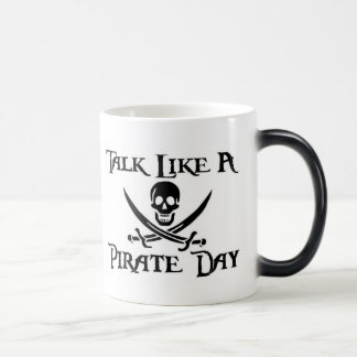 PirateDayMorphMug Taza Mágica
