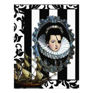 Piratee a la reina mi arte original de la señora…