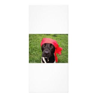 Piratee el perro, laboratorio negro, hierba verde  lona personalizada