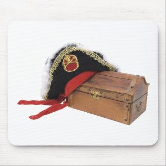 PirateHatTreasure103109 copy Mouse Pad