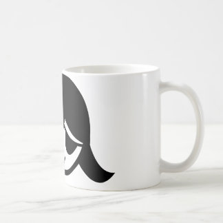 PirateKidSilC_P6 Coffee Mug