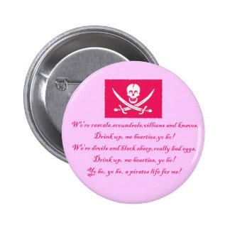 PirateLife, botón Pins