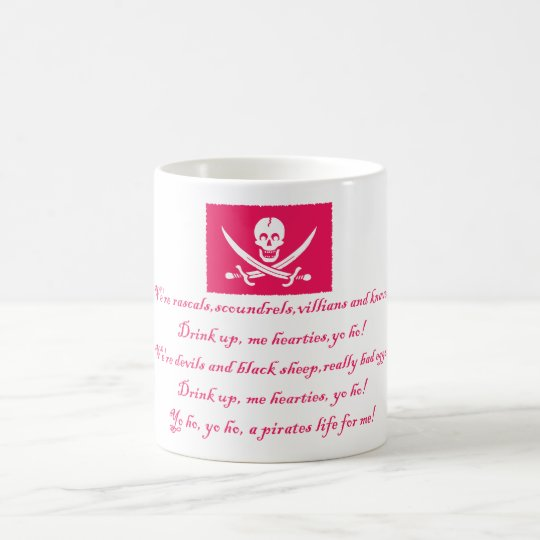 PirateLife,Mug Coffee Mug