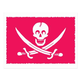 PirateLife,Postcard