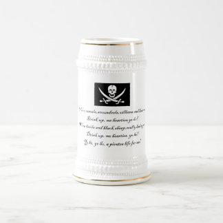 PirateLife,Stein Beer Stein