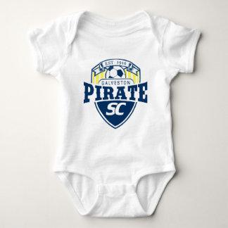 piratelogo2 baby bodysuit