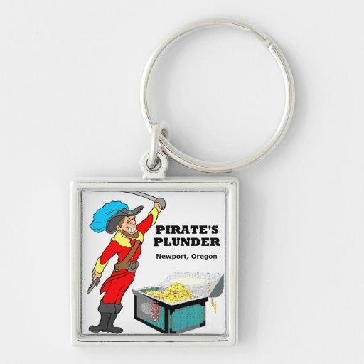 piratelogo_5 llavero personalizado