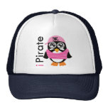 pirateo el pingüino gorras