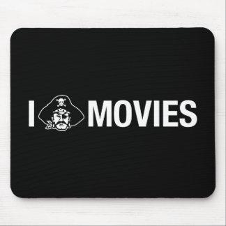 pirateo películas mouse pads