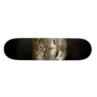 Piratería de aire skate board