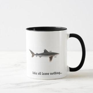 pirates1, whitetip-shark, today mate..., no qua... mug