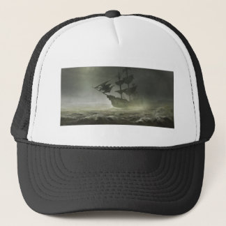Pirates Aboard Trucker Hat