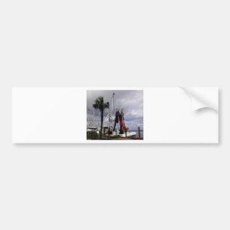 Pirates Ahoy Bumper Sticker