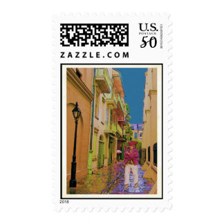 Pirates Alley Ghost Postage