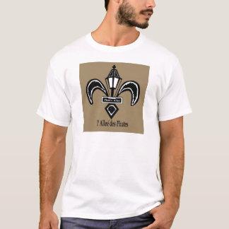 Pirate's Alley Lamppost Fleur de Lis T-Shirt
