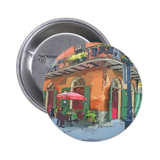 Pirates Alley New Orleans Buttons