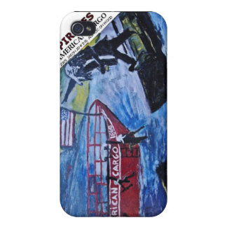 PIRATES AMERICAN CARGO iPhone 4/4S COVERS