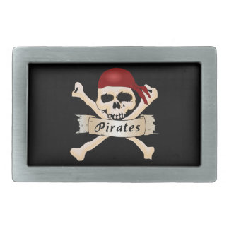 Pirates Belt Buckles